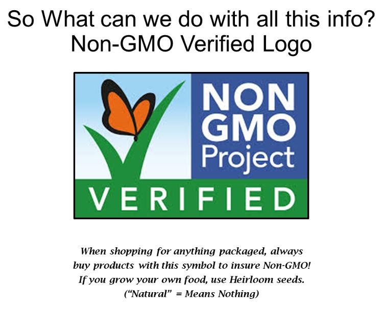 Gmo Foods Get Healthy With Joel
